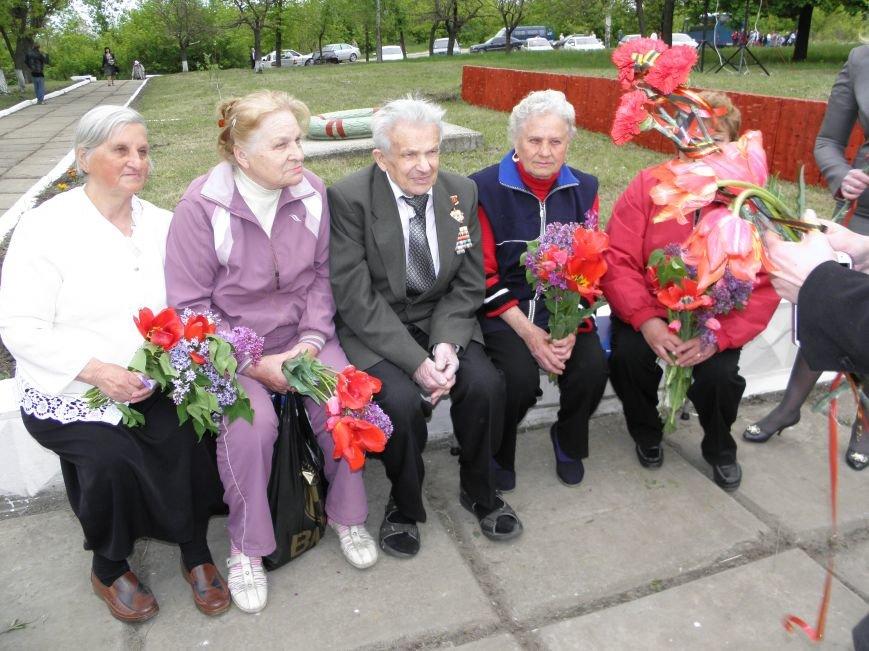 В Краматорске на Меловой горе почтили память жертв фашизма (фото) - фото 1