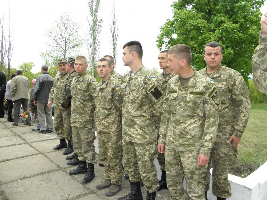 В Краматорске на Меловой горе почтили память жертв фашизма (фото) - фото 4