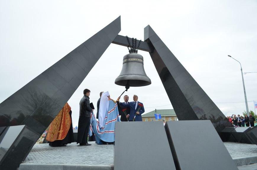 Под Симферополем открыли мемориал на месте бывшего концлагеря (ФОТОРЕПОРТАЖ), фото-1