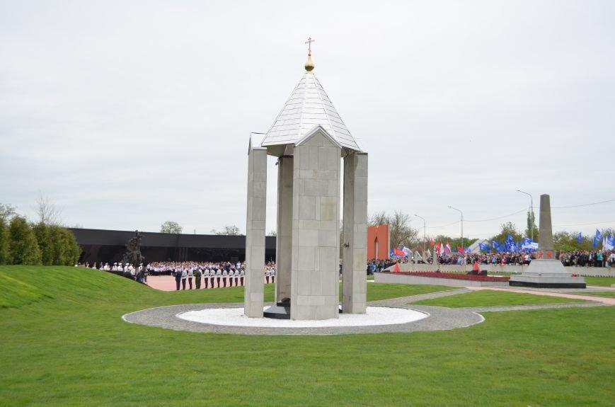 Под Симферополем открыли мемориал на месте бывшего концлагеря (ФОТОРЕПОРТАЖ), фото-3