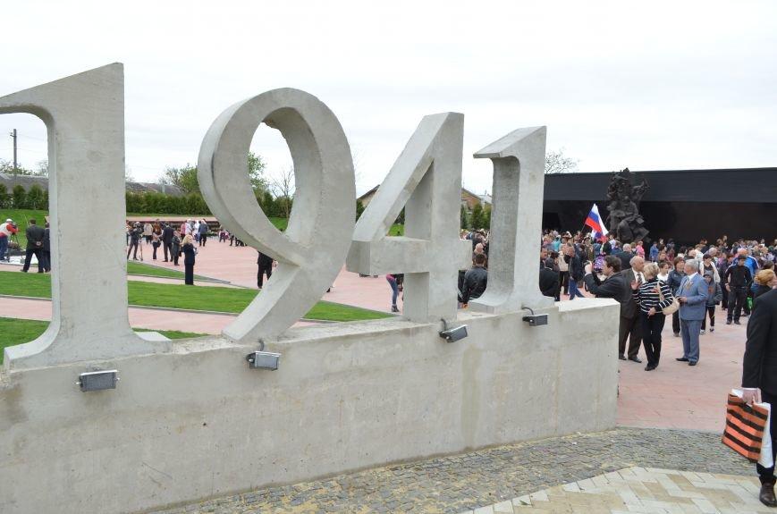 Под Симферополем открыли мемориал на месте бывшего концлагеря (ФОТОРЕПОРТАЖ), фото-4