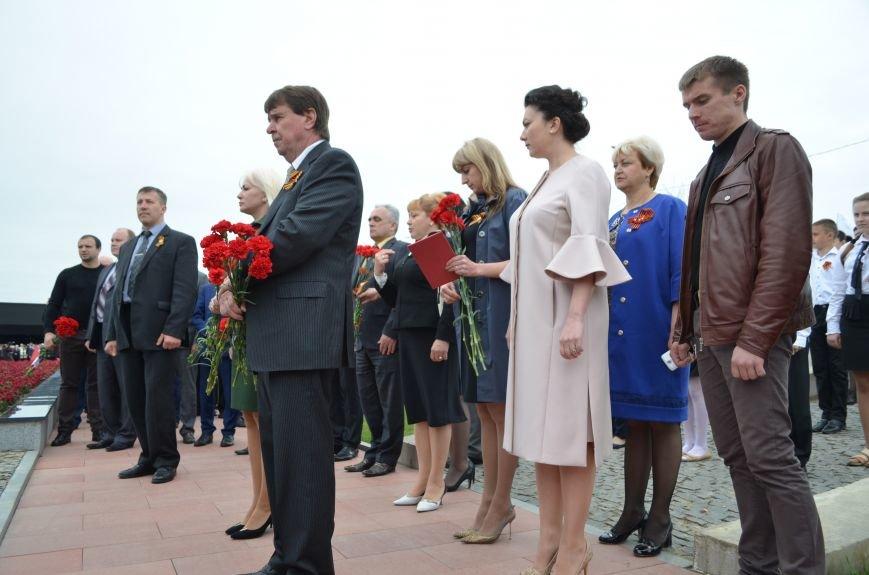 Под Симферополем открыли мемориал на месте бывшего концлагеря (ФОТОРЕПОРТАЖ), фото-9