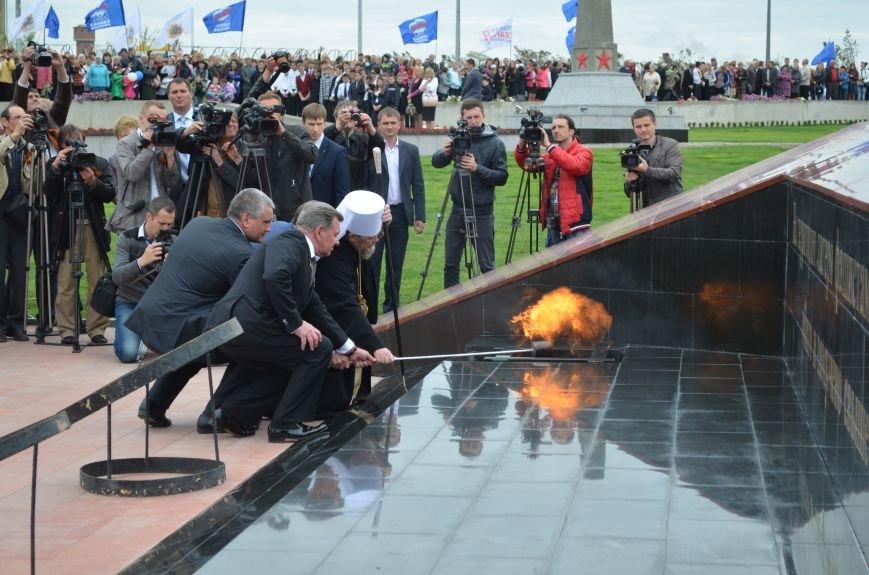 Под Симферополем открыли мемориал на месте бывшего концлагеря (ФОТОРЕПОРТАЖ), фото-19
