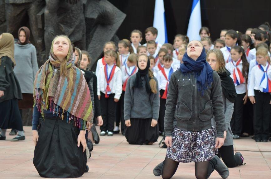 Под Симферополем открыли мемориал на месте бывшего концлагеря (ФОТОРЕПОРТАЖ), фото-14
