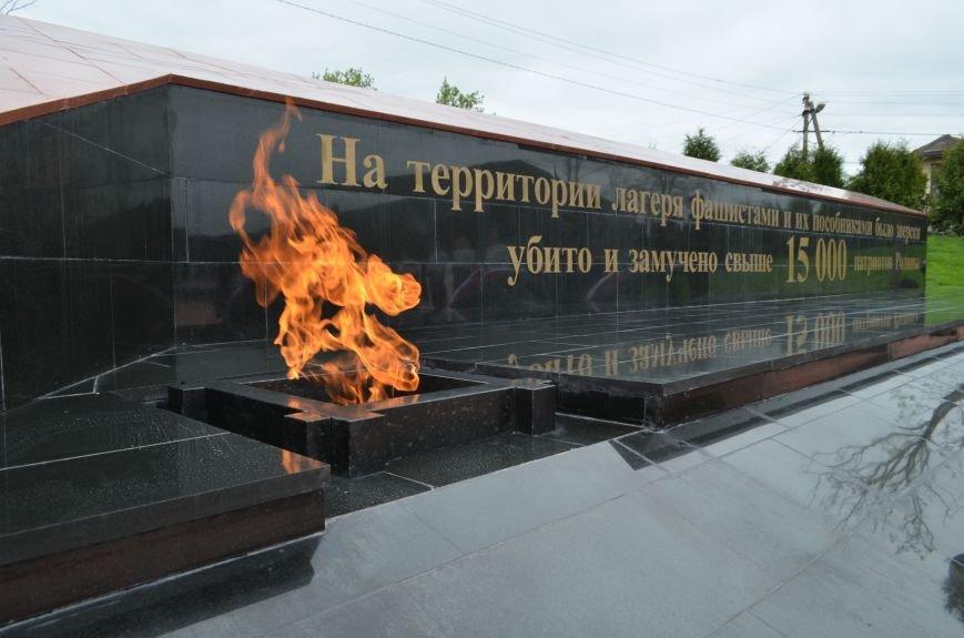 Под Симферополем открыли мемориал на месте бывшего концлагеря (ФОТОРЕПОРТАЖ), фото-20