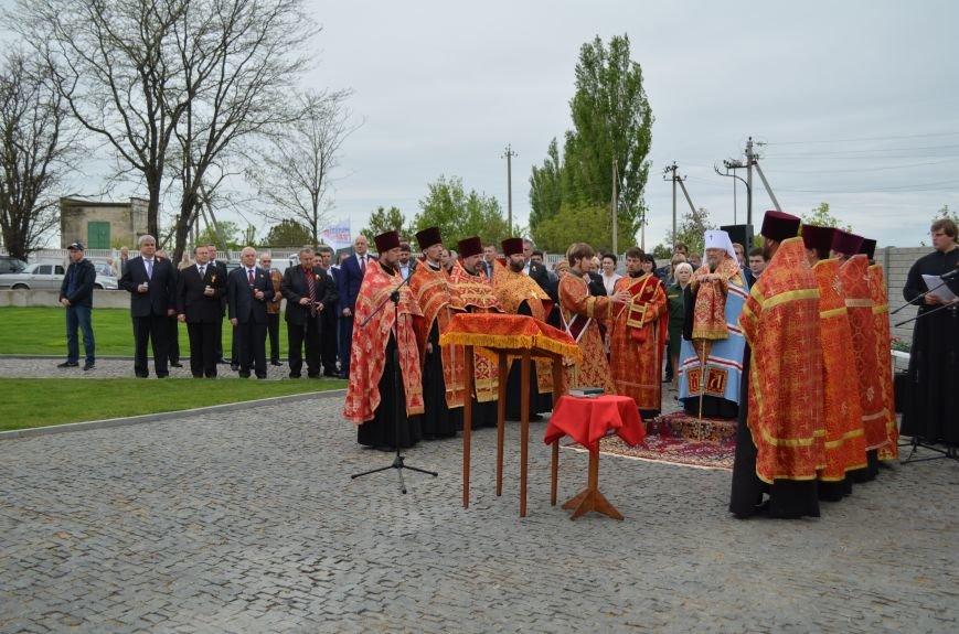 Под Симферополем открыли мемориал на месте бывшего концлагеря (ФОТОРЕПОРТАЖ), фото-10