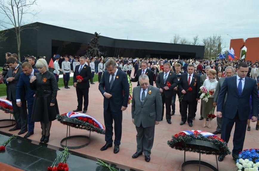 Под Симферополем открыли мемориал на месте бывшего концлагеря (ФОТОРЕПОРТАЖ), фото-21