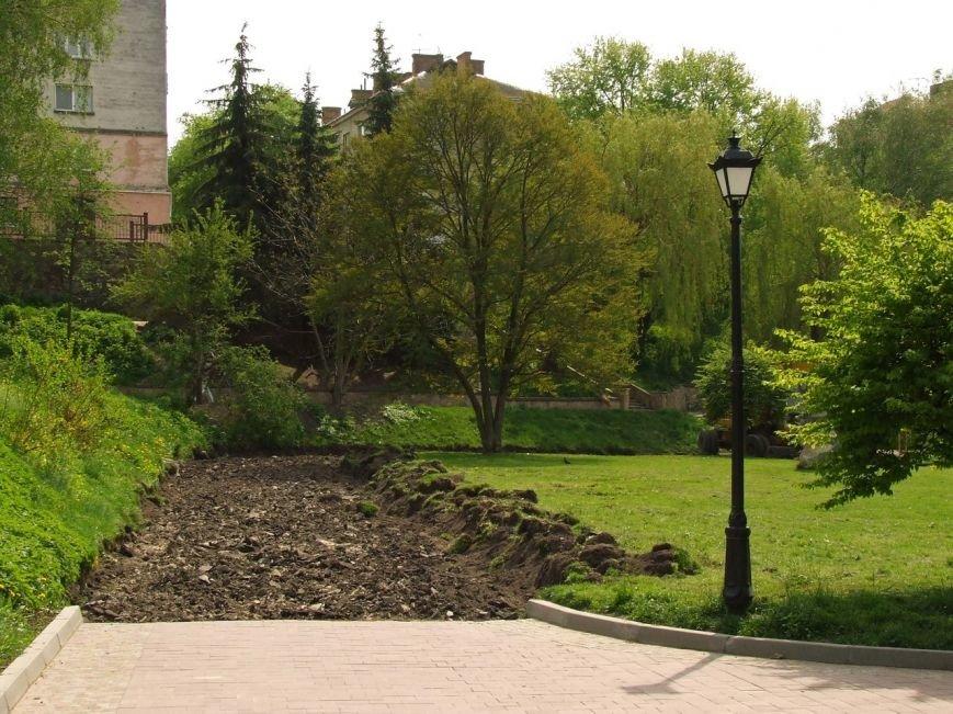 Реконструкцію набережної у Тернополі планують завершити до Дня міста (фото) (фото) - фото 1