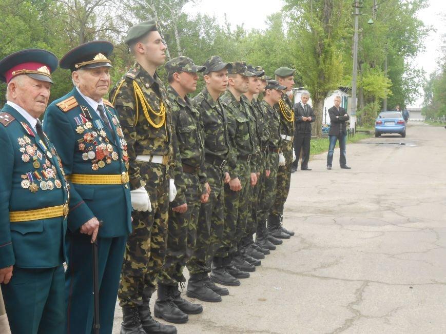 В Днепродзержинске в День Памяти и примирения почтили память погибших солдат (фото) - фото 18
