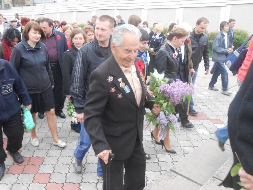 В Днепродзержинске в День Памяти и примирения почтили память погибших солдат (фото) - фото 7