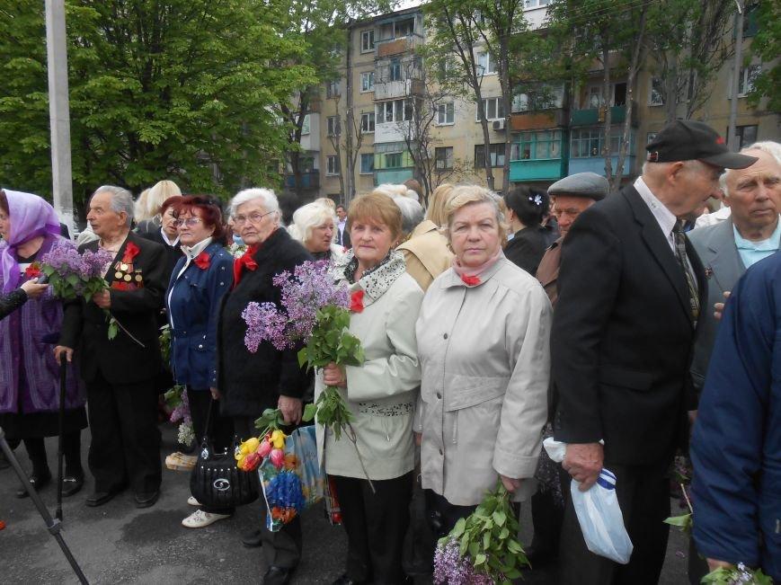 В Днепродзержинске в День Памяти и примирения почтили память погибших солдат (фото) - фото 2