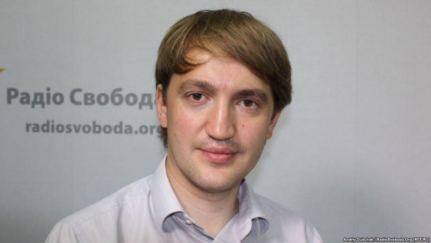 Олександр Солонтай (фото Андрія Дубчака)