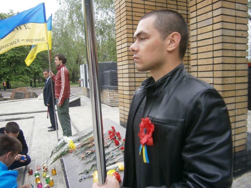 День памяти и примирения Димитровские патриоты отметили маршем-реквиемом (ОБНОВЛЕНО) (фото) - фото 30