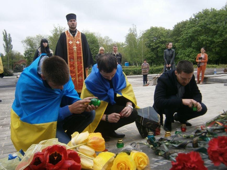 День памяти и примирения Димитровские патриоты отметили маршем-реквиемом (ОБНОВЛЕНО) (фото) - фото 27