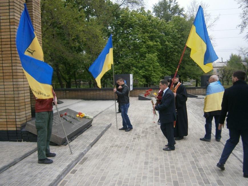 День памяти и примирения Димитровские патриоты отметили маршем-реквиемом (ОБНОВЛЕНО) (фото) - фото 11