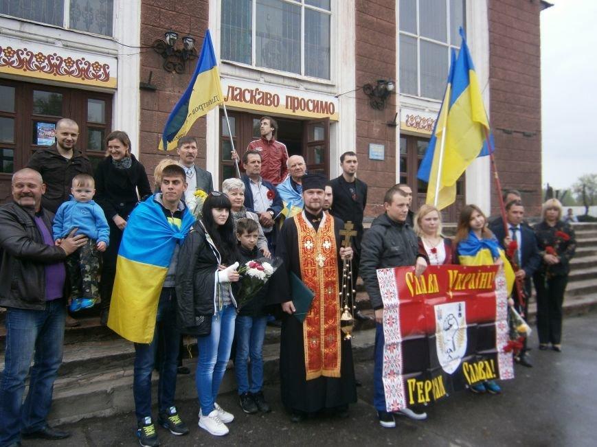 День памяти и примирения Димитровские патриоты отметили маршем-реквиемом (ОБНОВЛЕНО) (фото) - фото 1