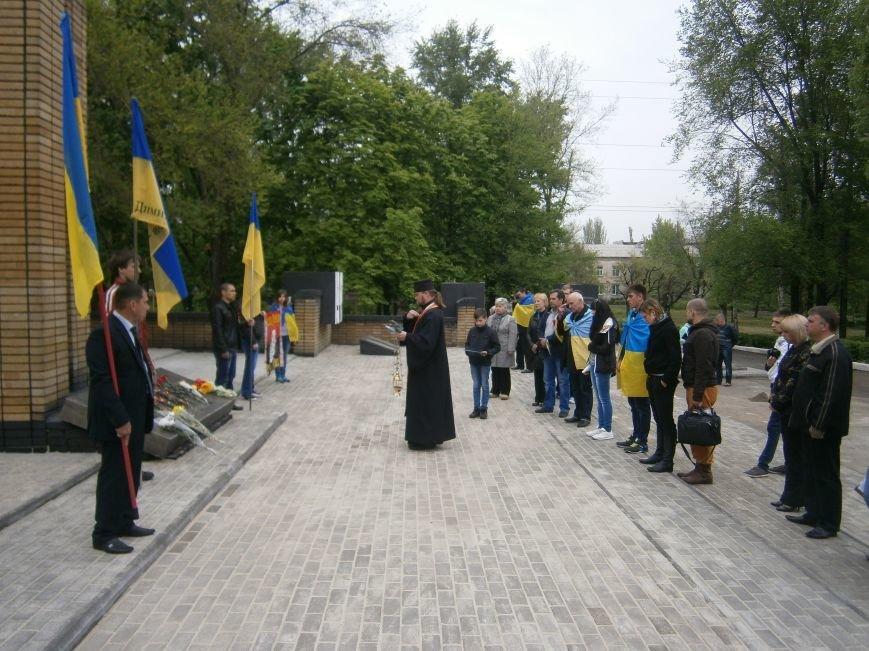 День памяти и примирения Димитровские патриоты отметили маршем-реквиемом (ОБНОВЛЕНО) (фото) - фото 22