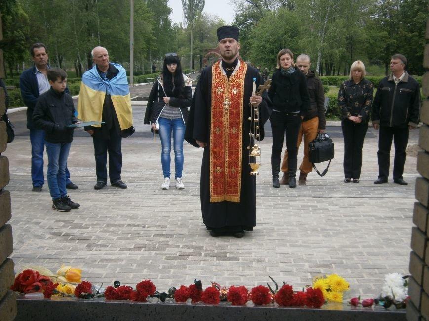 День памяти и примирения Димитровские патриоты отметили маршем-реквиемом (ОБНОВЛЕНО) (фото) - фото 24