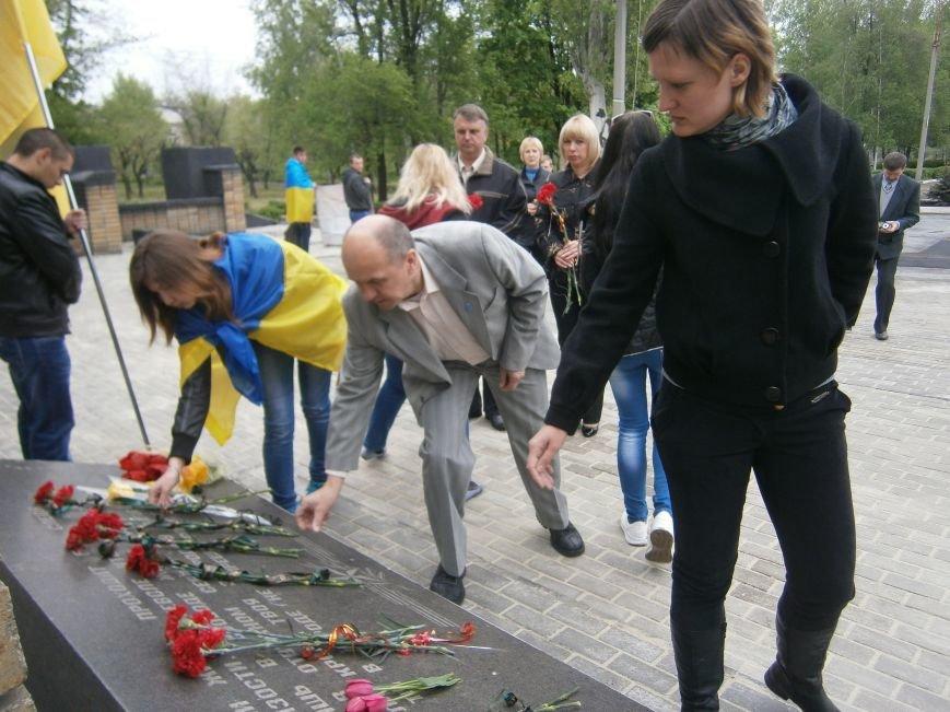 День памяти и примирения Димитровские патриоты отметили маршем-реквиемом (ОБНОВЛЕНО) (фото) - фото 14