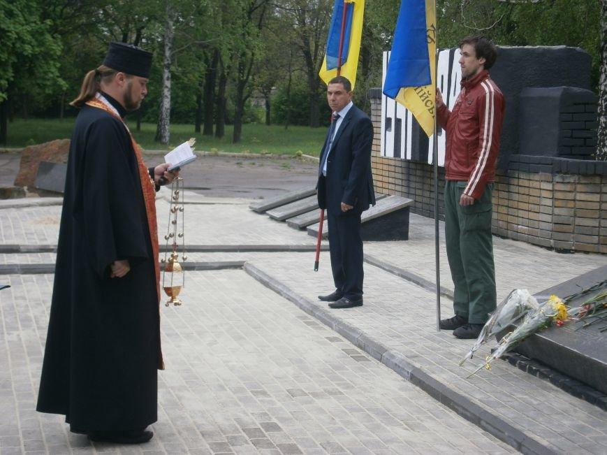 День памяти и примирения Димитровские патриоты отметили маршем-реквиемом (ОБНОВЛЕНО) (фото) - фото 19