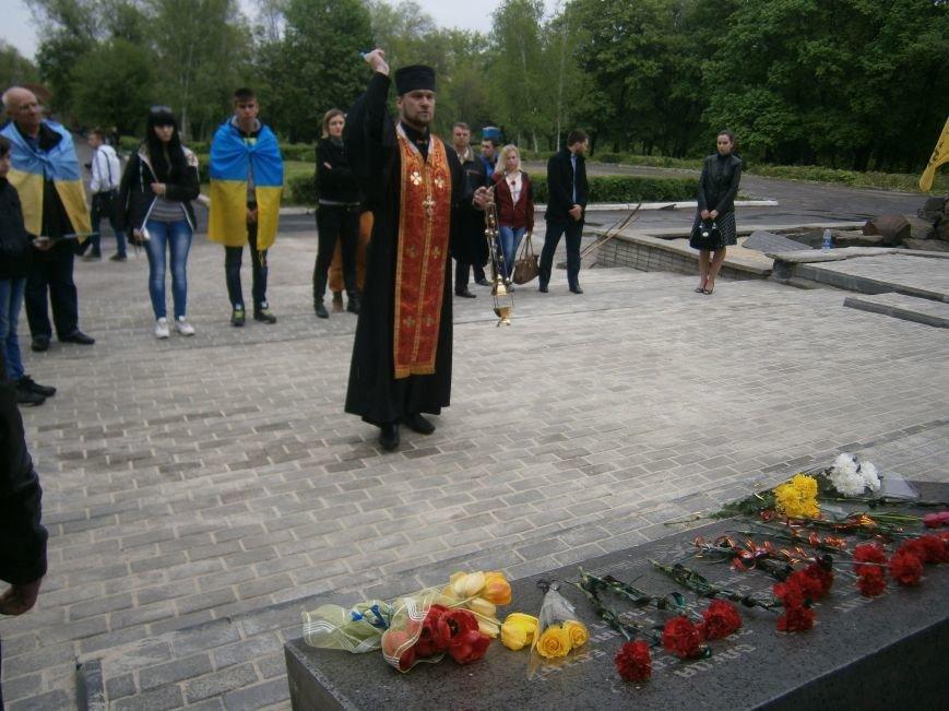 День памяти и примирения Димитровские патриоты отметили маршем-реквиемом (ОБНОВЛЕНО) (фото) - фото 25