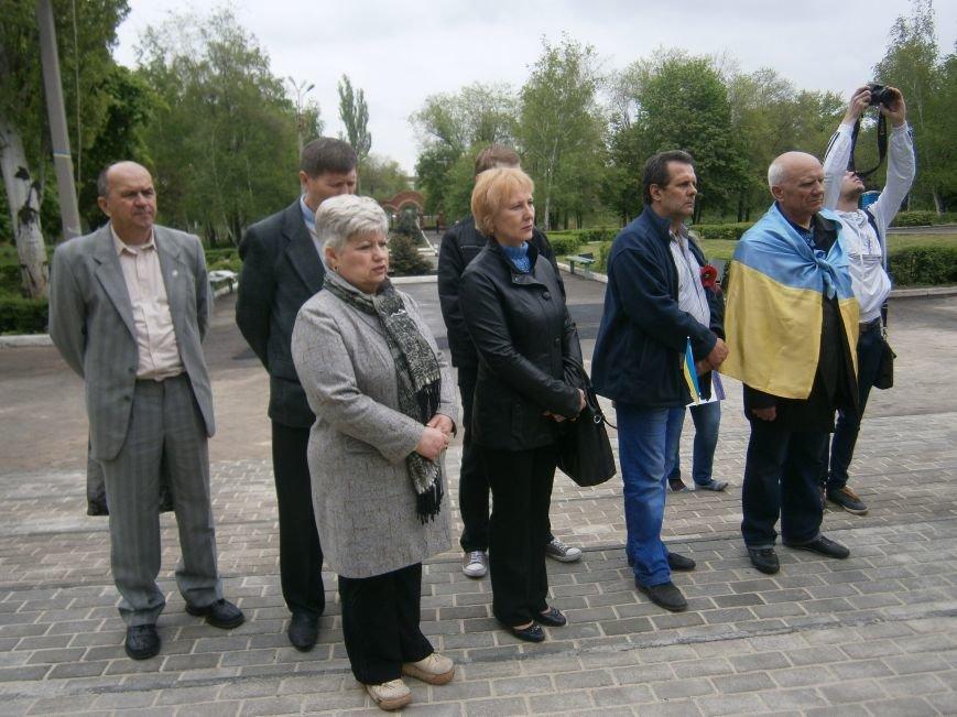 День памяти и примирения Димитровские патриоты отметили маршем-реквиемом (ОБНОВЛЕНО) (фото) - фото 31
