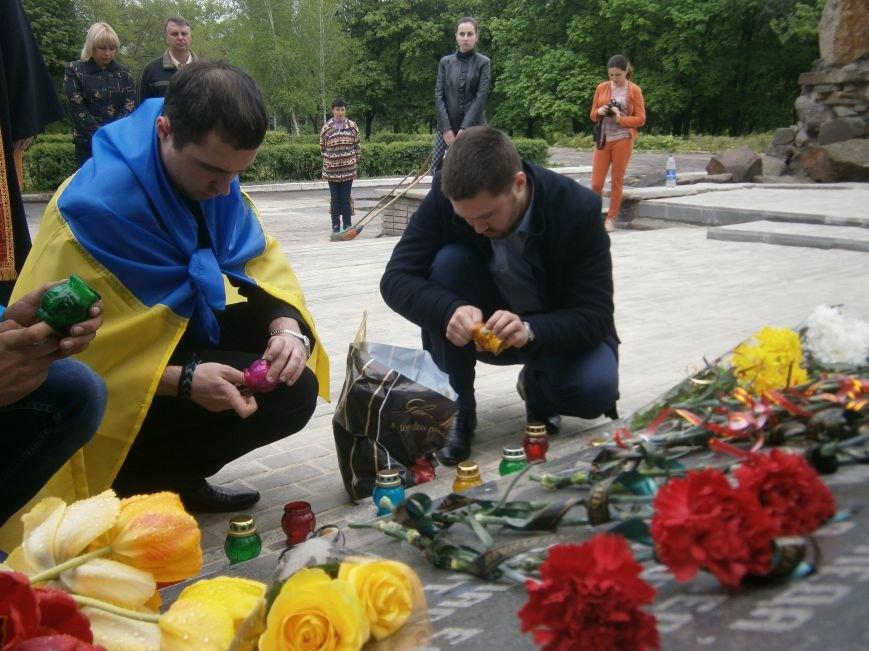 День памяти и примирения Димитровские патриоты отметили маршем-реквиемом (ОБНОВЛЕНО) (фото) - фото 28