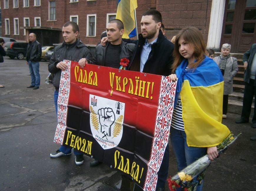 День памяти и примирения Димитровские патриоты отметили маршем-реквиемом (ОБНОВЛЕНО) (фото) - фото 4