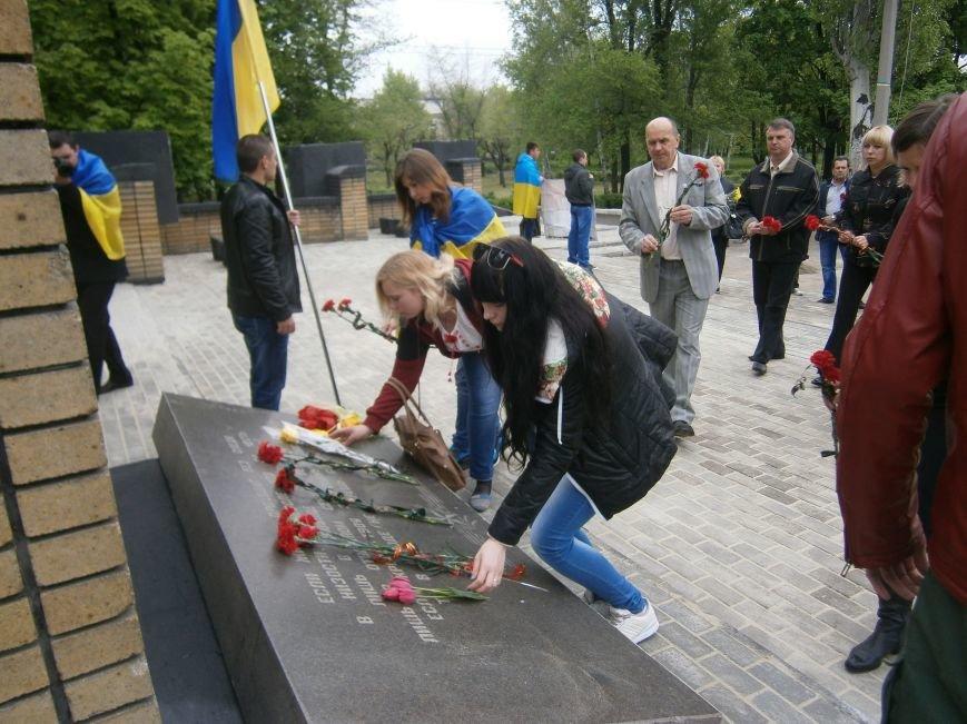 День памяти и примирения Димитровские патриоты отметили маршем-реквиемом (ОБНОВЛЕНО) (фото) - фото 13
