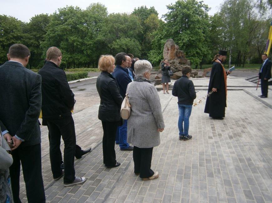 День памяти и примирения Димитровские патриоты отметили маршем-реквиемом (ОБНОВЛЕНО) (фото) - фото 18