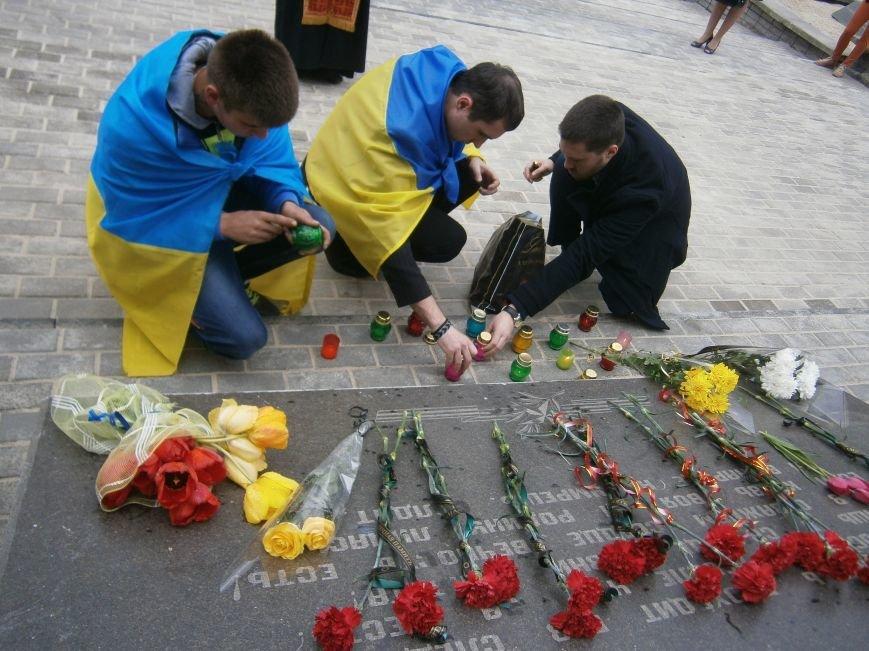 День памяти и примирения Димитровские патриоты отметили маршем-реквиемом (ОБНОВЛЕНО) (фото) - фото 29