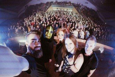 В Херсоне состоялся концерт The HARDKISS, фото-1