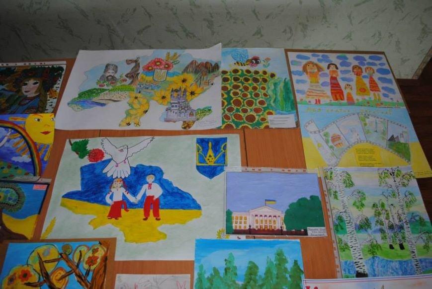 В Краматорске подвели итоги конкурса «Україна моїми очима», фото-5