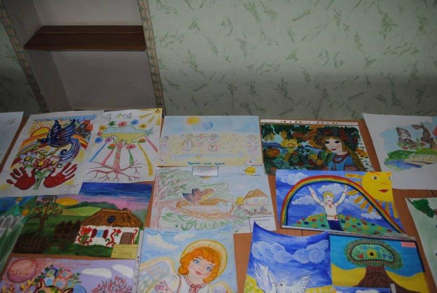 В Краматорске подвели итоги конкурса «Україна моїми очима», фото-4