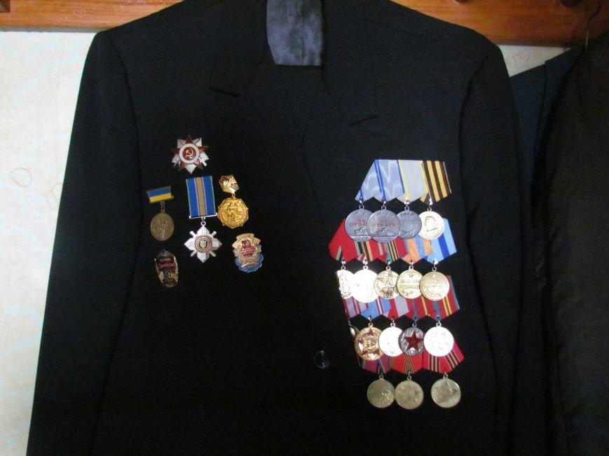 Ветераны пожелали мира мариупольцам (ФОТО), фото-5