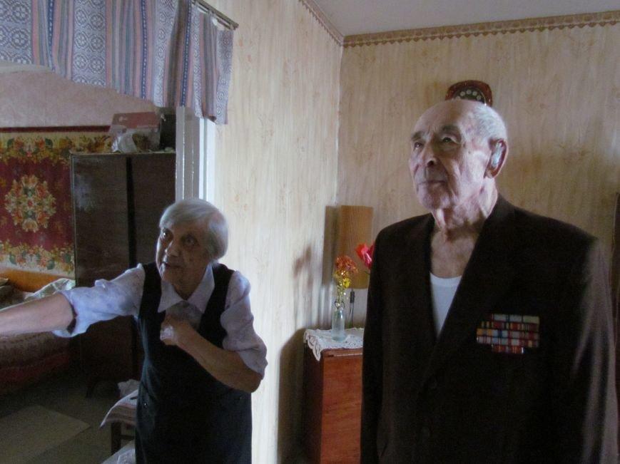 Ветераны пожелали мира мариупольцам (ФОТО), фото-4