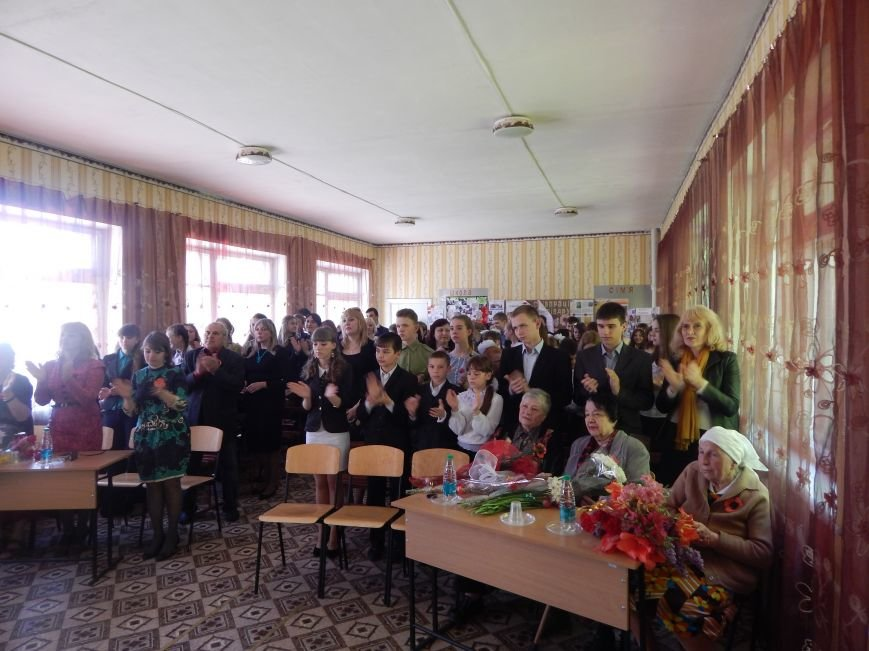 Школьники Артемовска, Часов Яра и Соледара искали сведения о Второй мировой войне (фото) - фото 1
