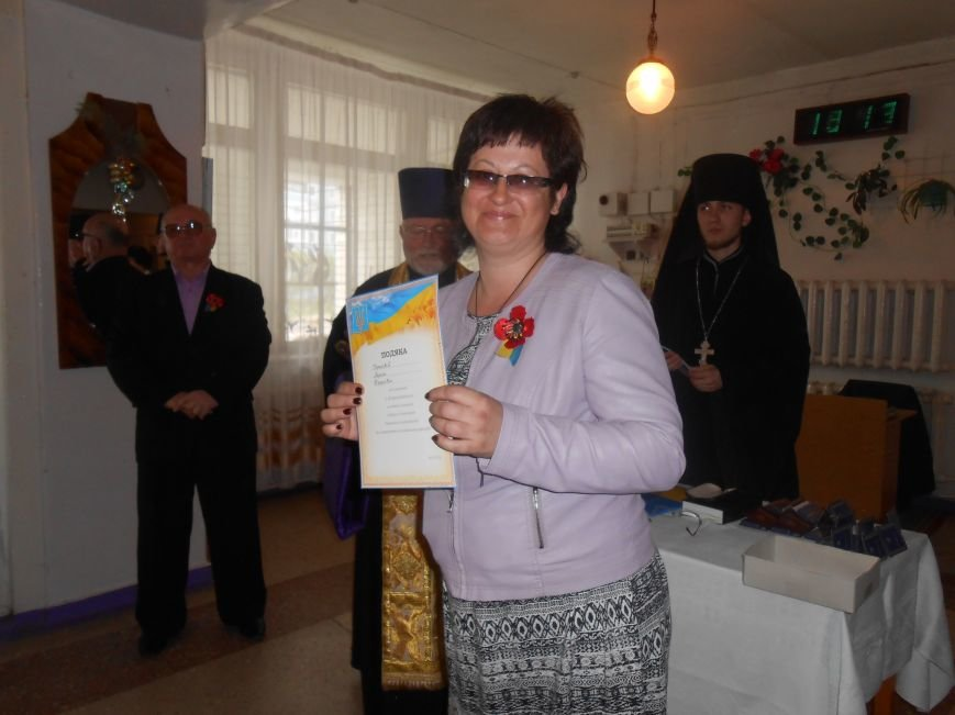 Награды и необычные гости днепродзержинской Женской сотни (фото) - фото 20