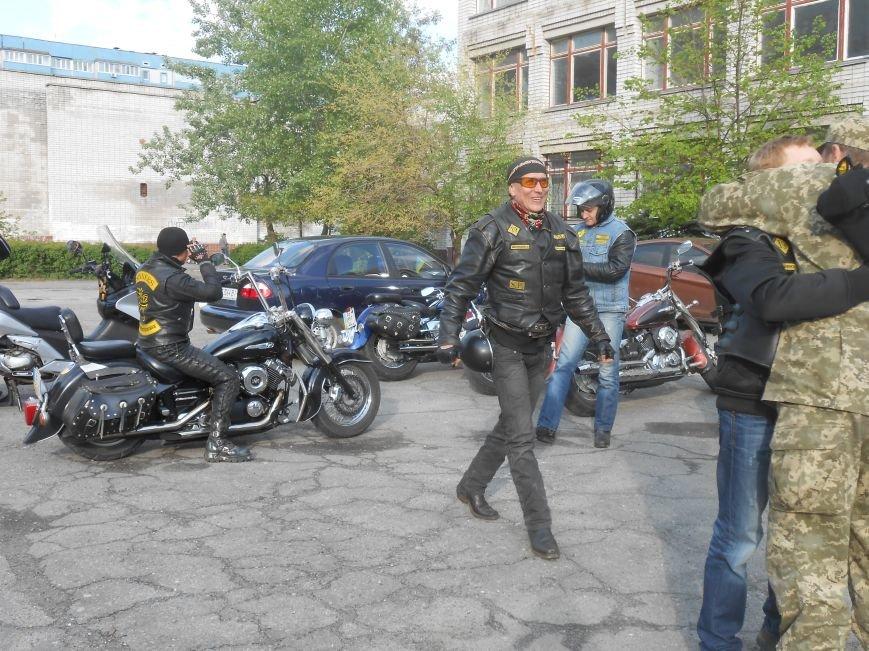 Награды и необычные гости днепродзержинской Женской сотни (фото) - фото 6