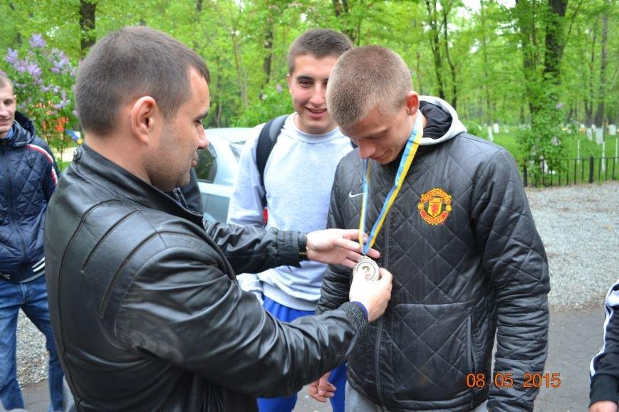 Завершился Первый аматорский футбольный турнир Красноармейска (фото) - фото 4