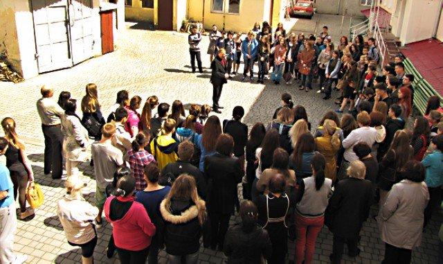 Херсонское училище культуры: Помним! Гордимся! Побеждаем!, фото-2