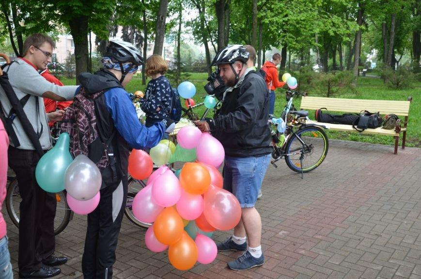 У Полтаві відгуляли веловесілля!, фото-1