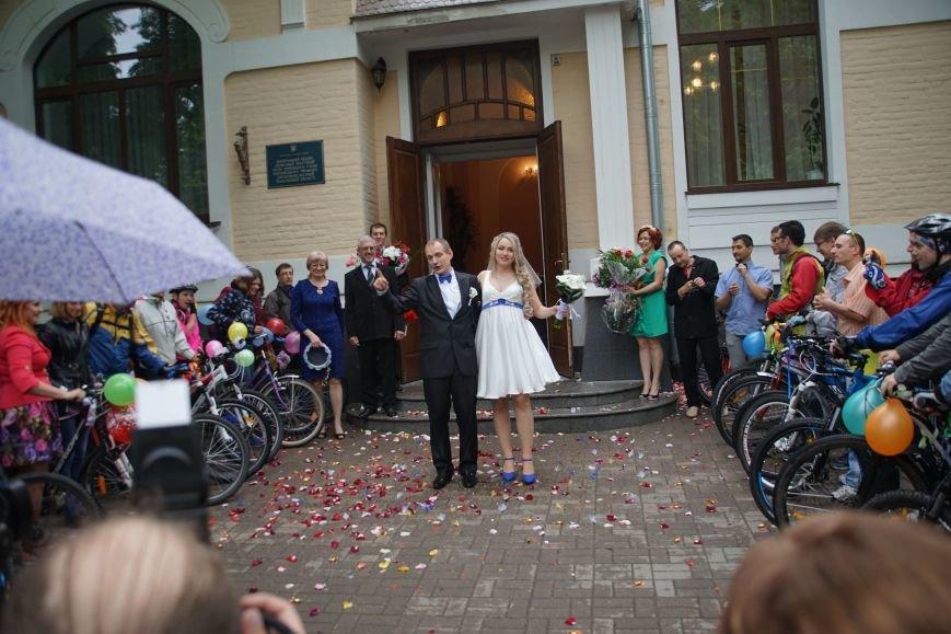 У Полтаві відгуляли веловесілля!, фото-3