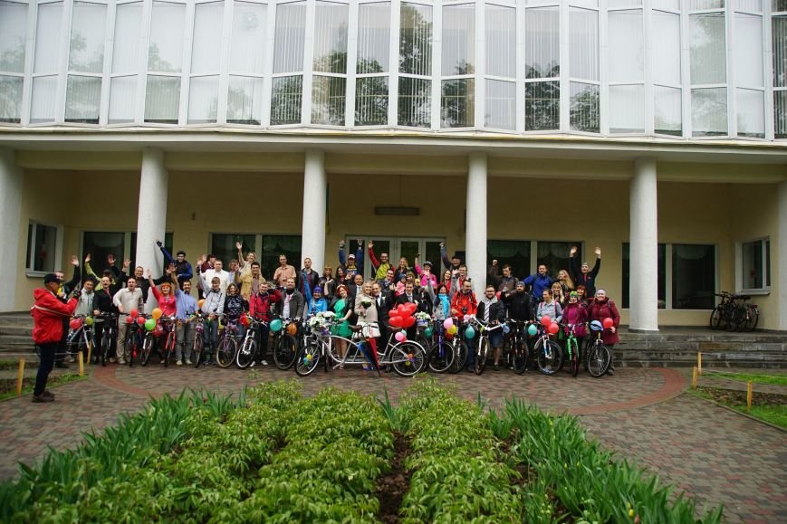У Полтаві відгуляли веловесілля!, фото-5