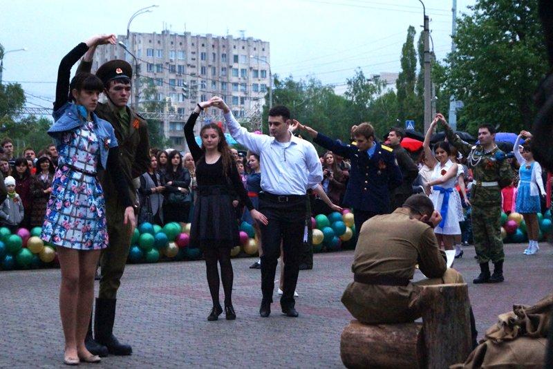 В Белгороде станцевали вальс Победы (фото) - фото 5