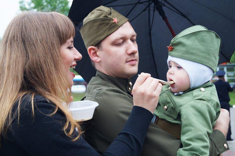 В Белгороде станцевали вальс Победы (фото) - фото 2