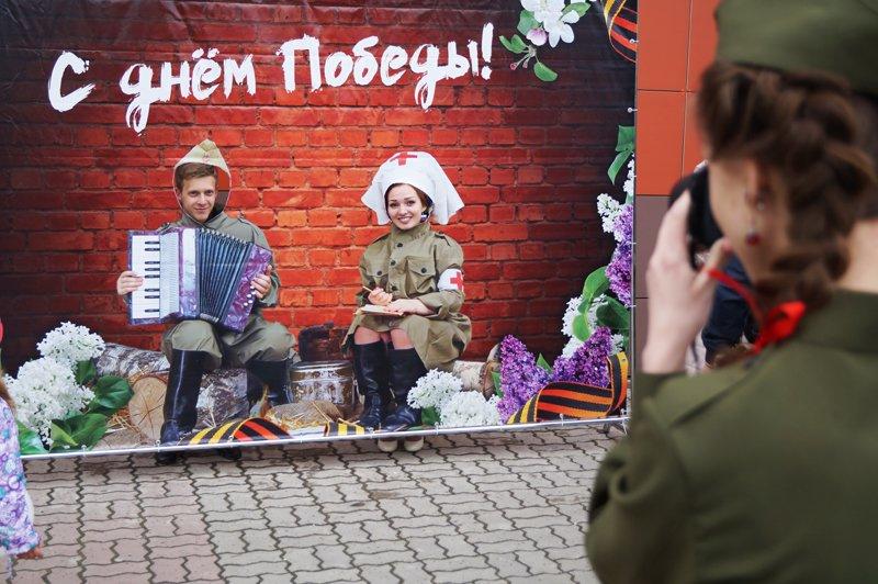 В Белгороде станцевали вальс Победы (фото) - фото 1