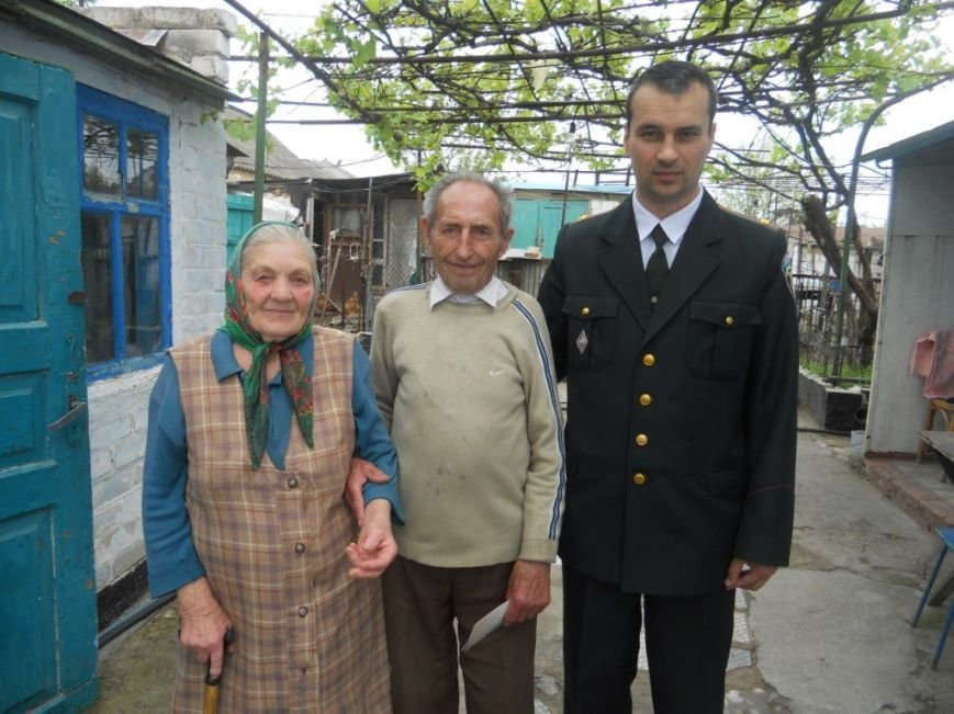 Херсонські пенітенціарії привітали ветеранів Великої Вітчизняної війни з Днем Перемоги (фото) - фото 5