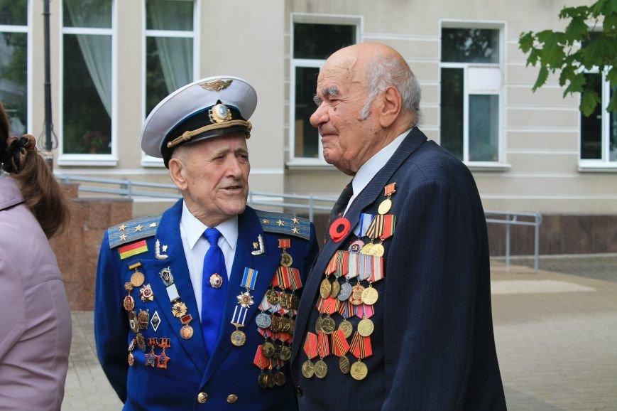 Благодарность ветеранам мог высказать каждый, фото-6