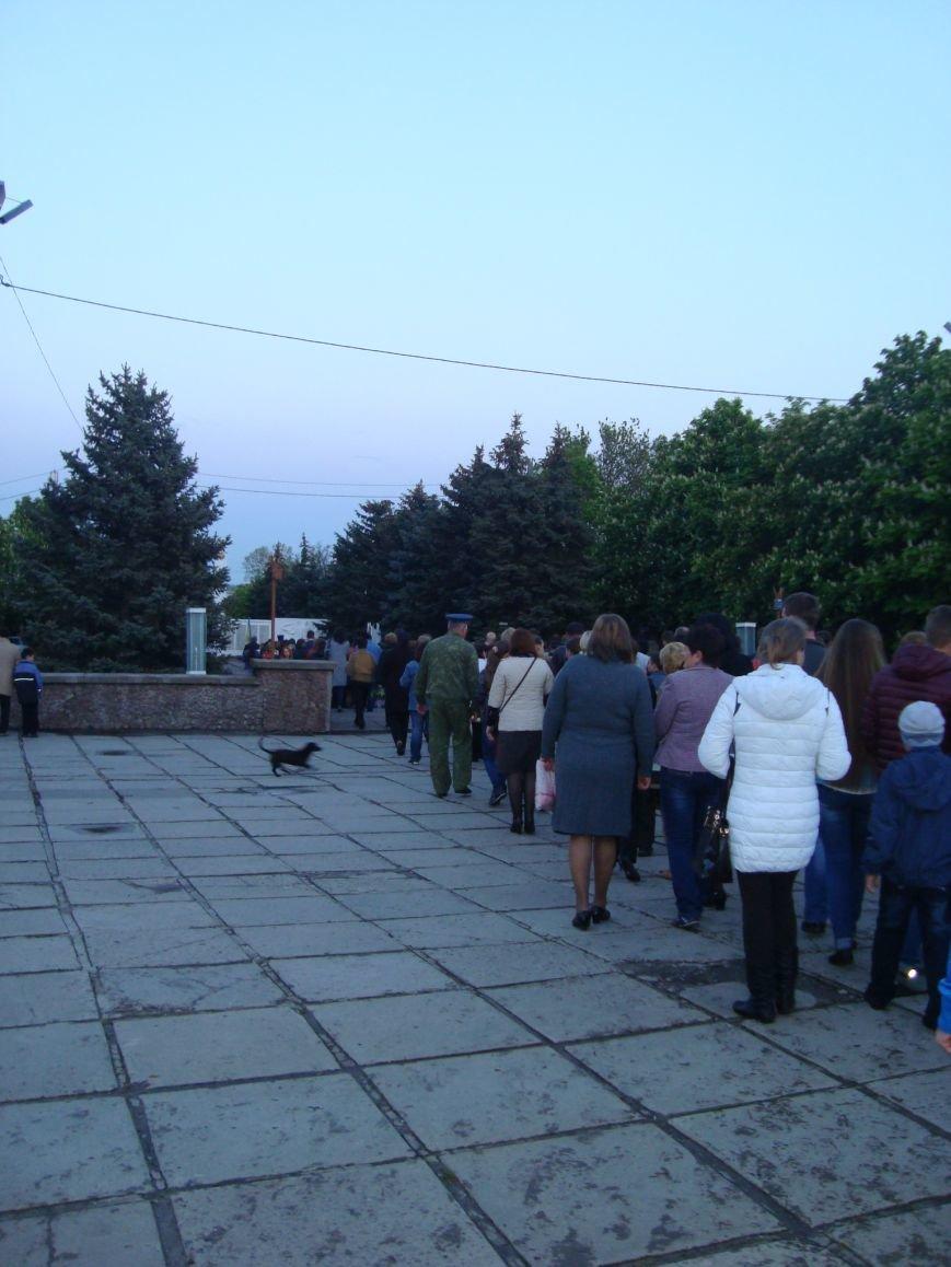 У Білозерці Херсонської області відзначили День примирення (фото) - фото 2